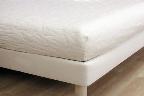 Organic Vasilo Mattress Pad By Green Sleep