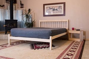 Nomad Furniture Sandia Bed