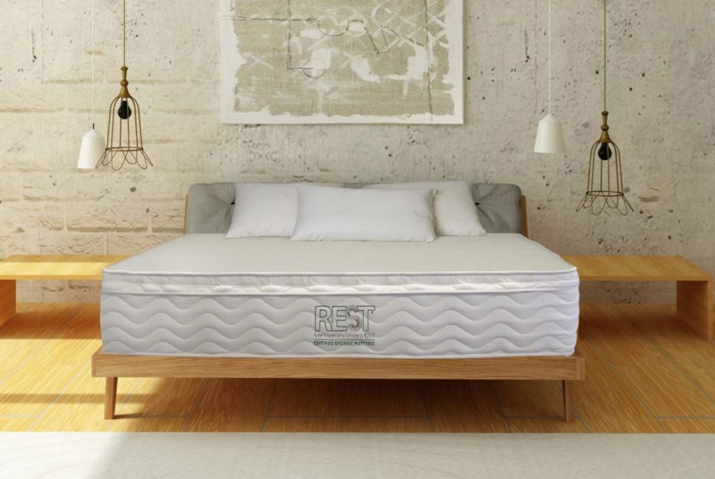 Organic Pocket Coil Mattress And Organic Innerspring