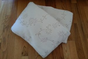 Suite Sleep Organic Cotton Mattress Pad Review Plus Summer Giveaway