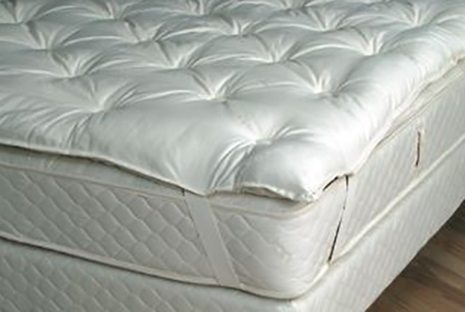 Organic Mattress Toppers Made With Wool Or Natural Latex