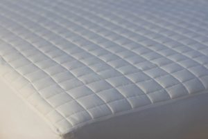 coyuchi fitted organic mattress pad