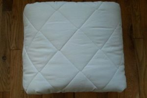 Organic Wooly Bolas Pillow By Suite Sleep