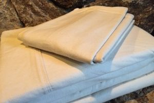 Naturesoft Organic Flannel Sheets