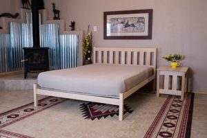 Nomad Furniture Mission Bed Frame