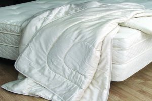 Holiday Giveaway and Sueno Organic Wool Comforter Review