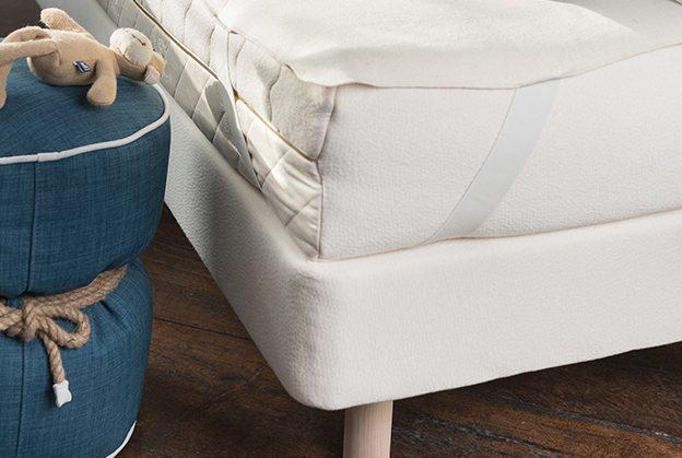 Sleeptek Organic Wool Moisture Pad