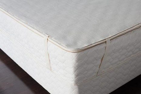 Savvy Rest Organic Wool Mattress Pad