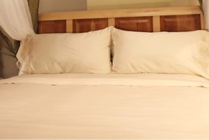 Sleep and Beyond Organic Cotton Sheet Review and Holiday Contest