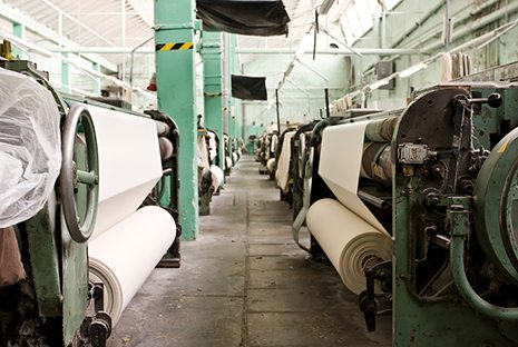 organic cotton mill