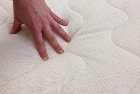 firm versus soft organic mattress