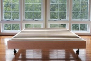 Savvy Rest Platform Bed Insert