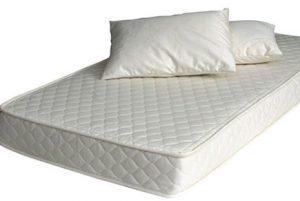 Do I need a rubber crib mattress, or will an innerspring organic crib mattress be fine?