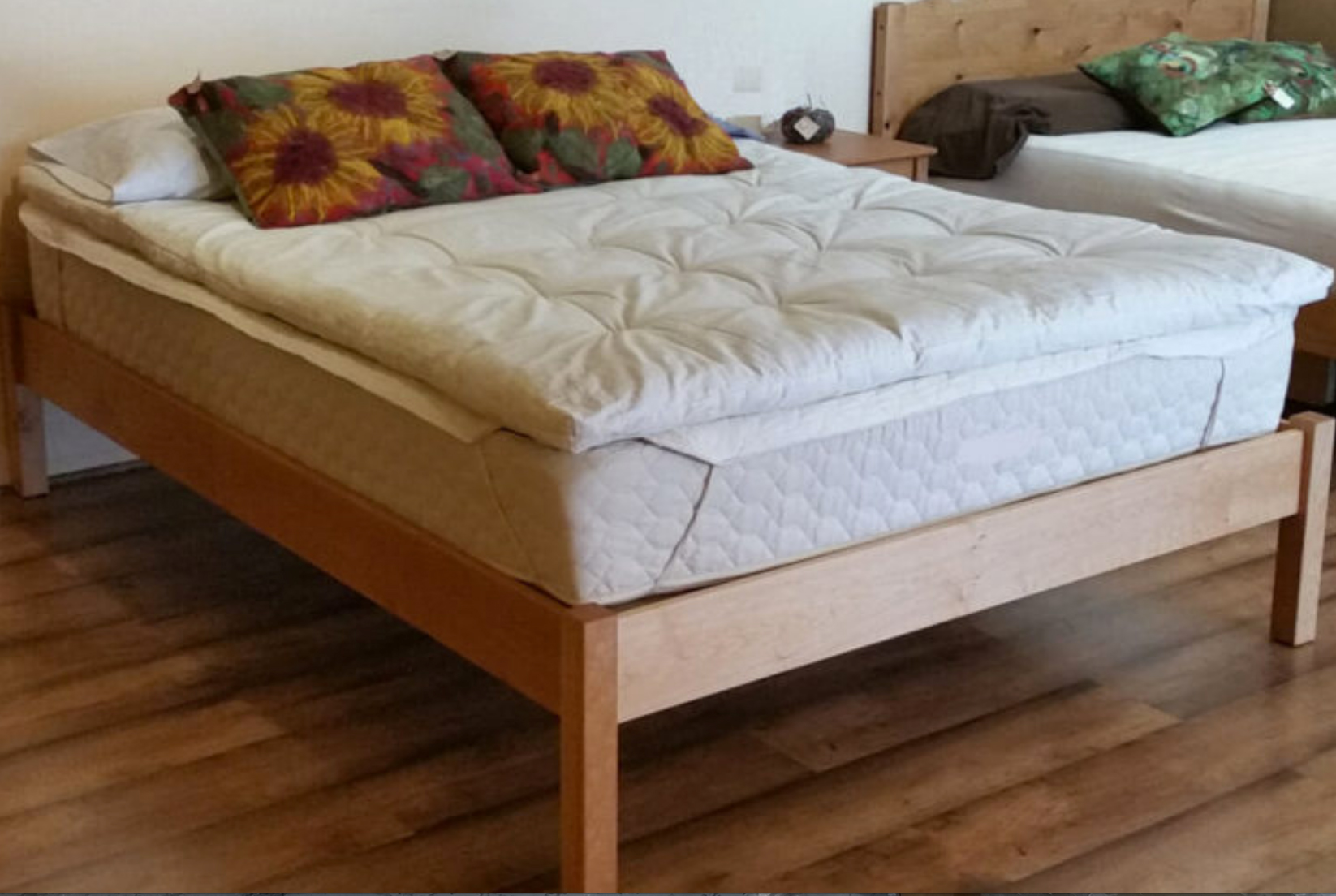 Pacific Rim Columbia Bed And Rogue Bed