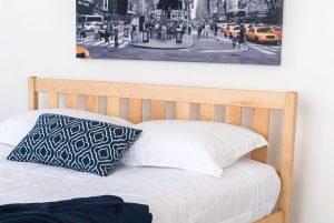 Nomad Furniture Mission Bed Frame
