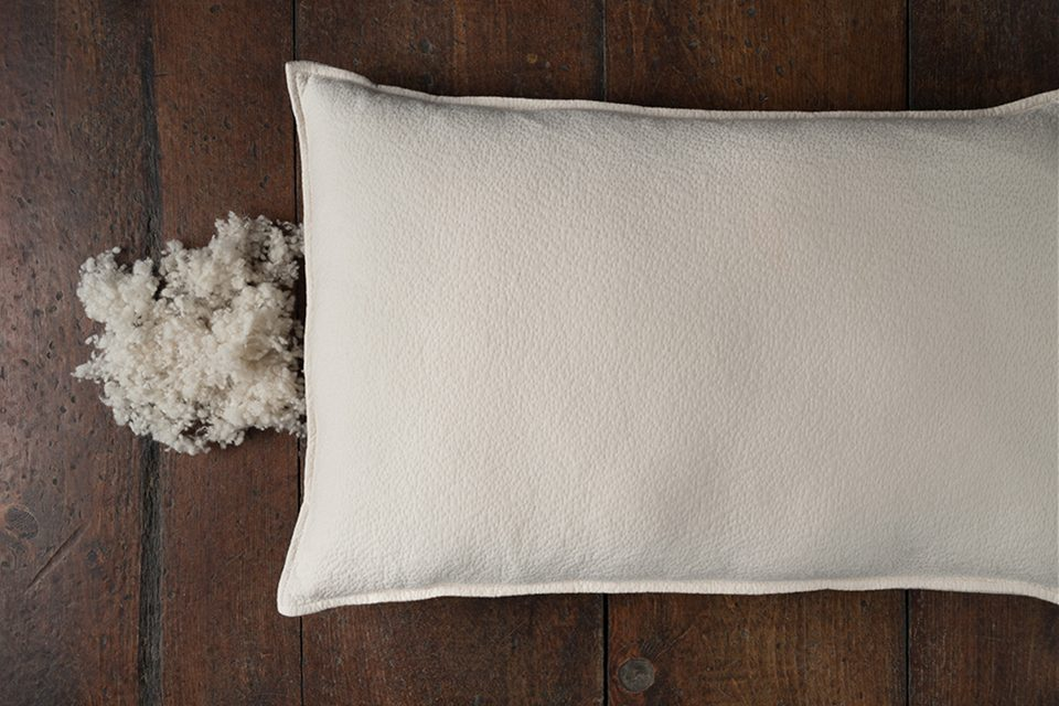 Pure Wool Pillow By Sueno