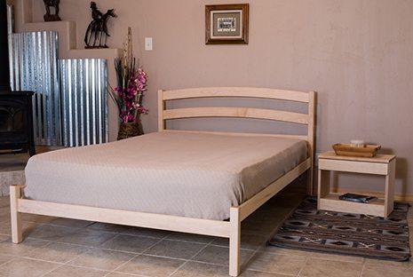 Nomad Furniture Rainbow Bed Frame