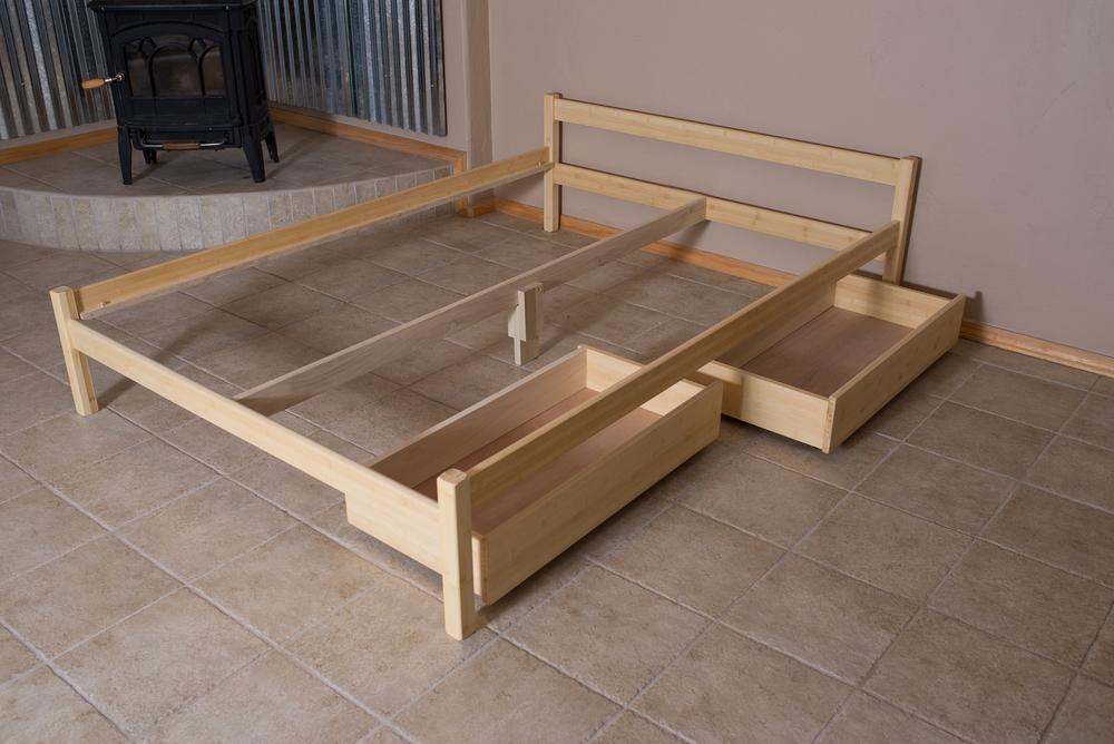 Nomad Furniture Underbed Drawers
