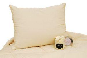 Suite Sleep Shredded Rubber Pillow