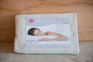 Suite Sleep Organic Cotton Mattress Pad
