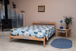 Nomad Furniture Placitas Bed